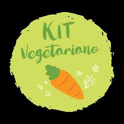 Kit vegetariano contém 5 deliciosas opções entre quibes