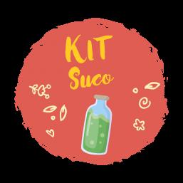 Kit Suco Detox - 10 unidades